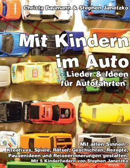 ebook PDF PDF-BUCH Mit Kindern im Auto - Lieder und Ideen für Autofahrten