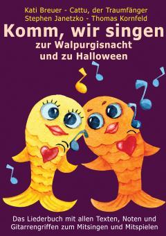 BUCH Komm, wir singen zur Walpurgisnacht und zu Halloween