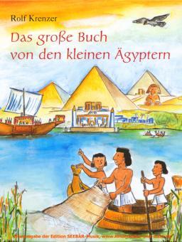 PDF-Materialien: Das große Buch von den kleinen Ägyptern