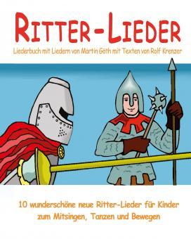 BUCH Ritter-Lieder - Das Liederbuch
