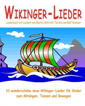 BUCH Wikinger-Lieder - Das Liederbuch