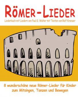 BUCH Römer-Lieder - Das Liederbuch