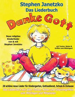 BUCH Danke Gott - Das Liederbuch