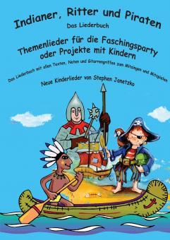 ebook PDF PDF-BUCH Indianer, Ritter und Piraten - Das Liederbuch