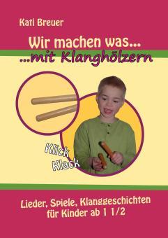 ebook PDF PDF-BUCH Wir machen was mit Klanghölzern