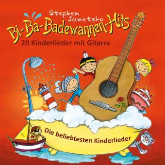 CD Bi-Ba-Badewannen-Hits