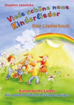 """ebook PDF LIEDERBUCH zur CD """"Viele schöne neue Kinderlieder"""""""