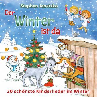 CD Der Winter ist da - 20 schönste Kinderlieder im Winter