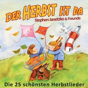 CD Der Herbst ist da - Die 25 schönsten Herbstlieder