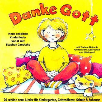 CD Danke Gott - SONDERANFERTIGUNG (gebrannte CD)