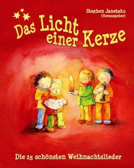 BUCH Das Licht einer Kerze - Das Liederbuch