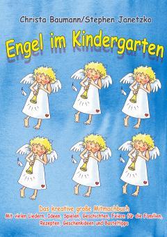 ebook PDF PDF-BUCH Engel im Kindergarten - Das kreative große Mitmachbuch