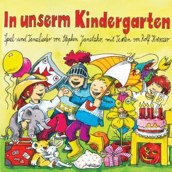 CD In unserm Kindergarten