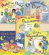 SET Paket 100 Kinderlieder mit 5 CDs von Stephen Janetzko! - ca. 42% gespart!