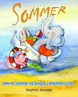 BUCH Sommer - Das Liederbuch