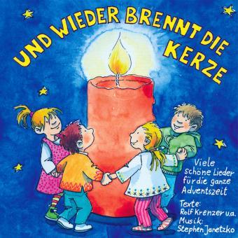 CD Und wieder brennt die Kerze