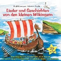 CD Lieder und Geschichten von den kleinen Wikingern