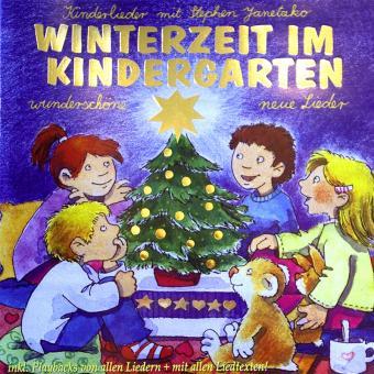 CD Winterzeit im Kindergarten