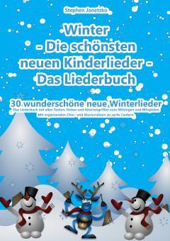 ebook PDF PDF-BUCH Winter - Die schönsten neuen Kinderlieder - Das Liederbuch