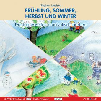 CD Frühling, Sommer, Herbst und Winter
