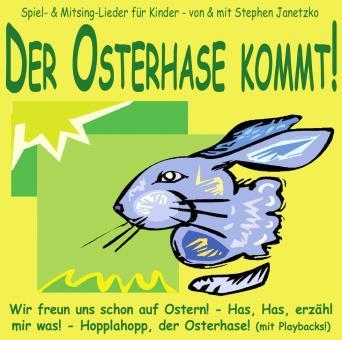"""Noten zur CD """"Der Osterhase kommt"""" (Download-Album)"""