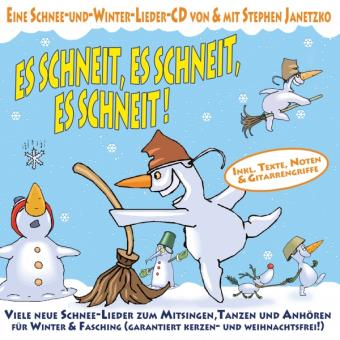 CD Es schneit, es schneit, es schneit!