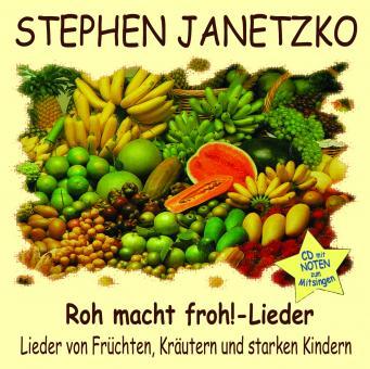 """Noten zur CD """"Roh macht froh!-Lieder"""" (Download-Album)"""